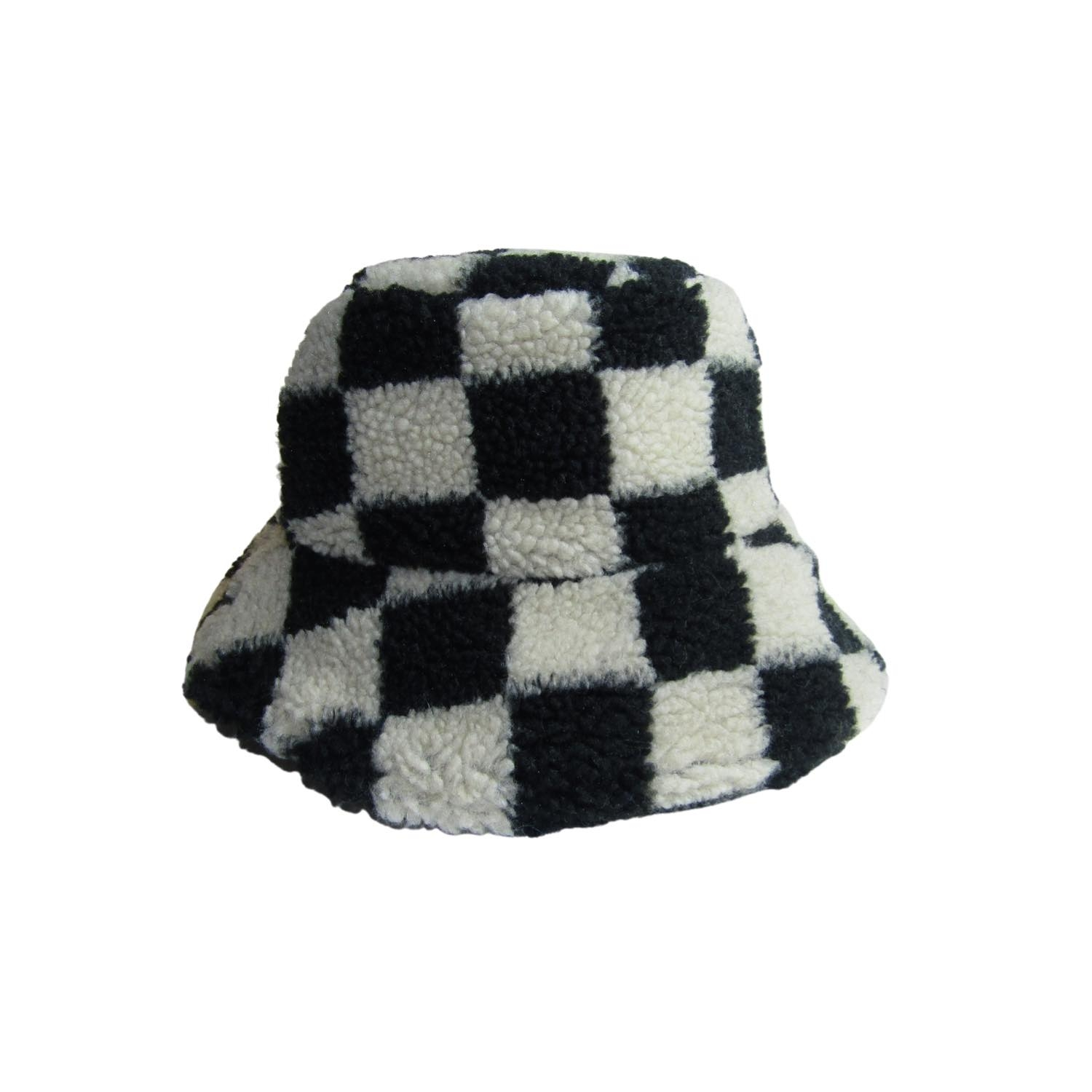 CHECKMATE BUCKET HAT