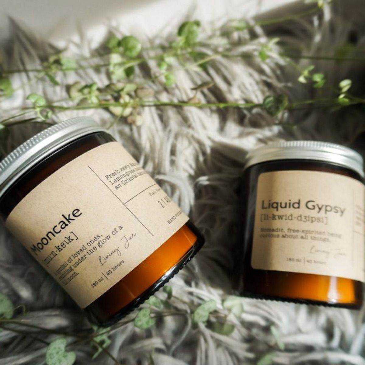 Classic Candle Gift Set