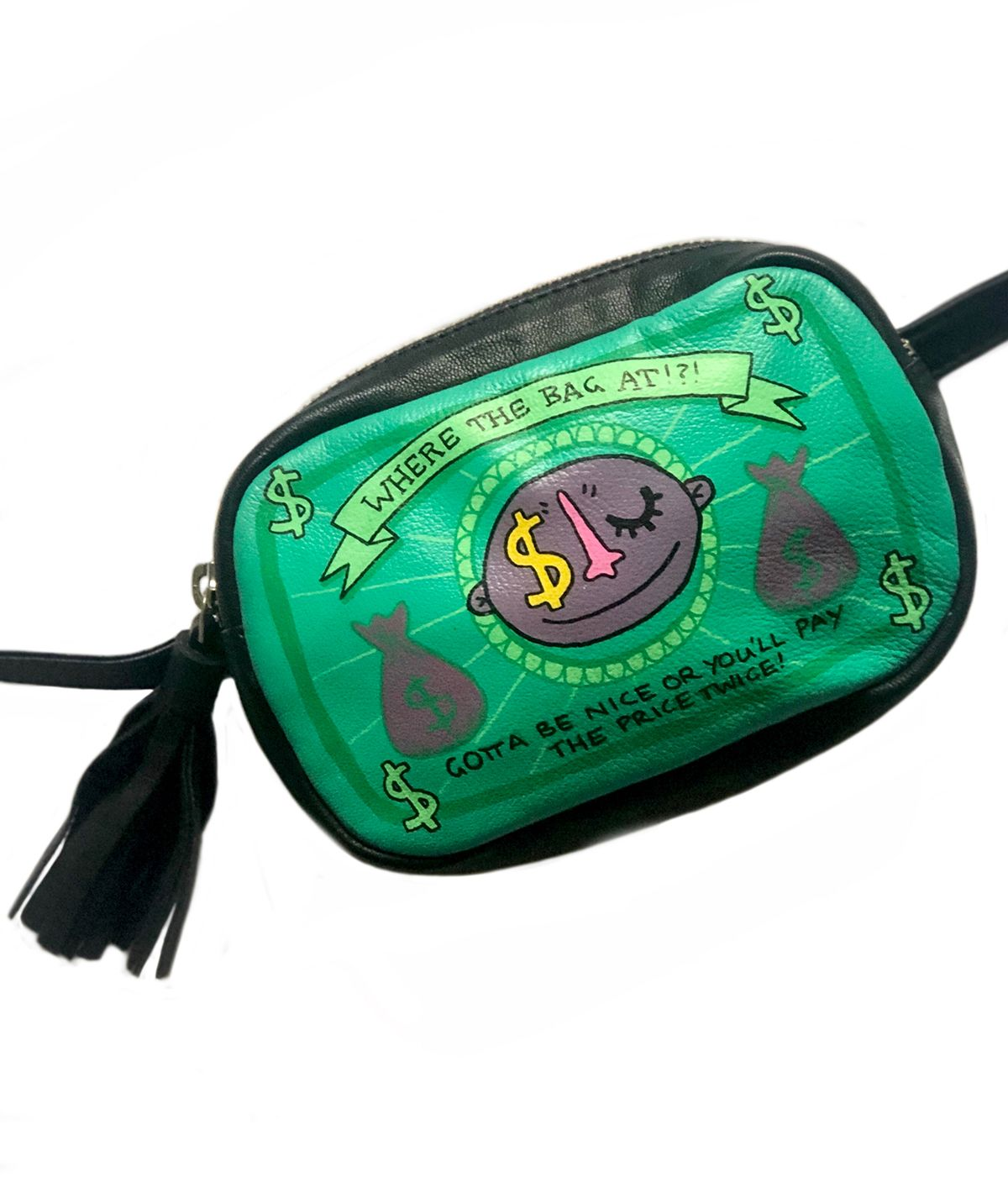 MONEY BAG Crossbody / Bumbag