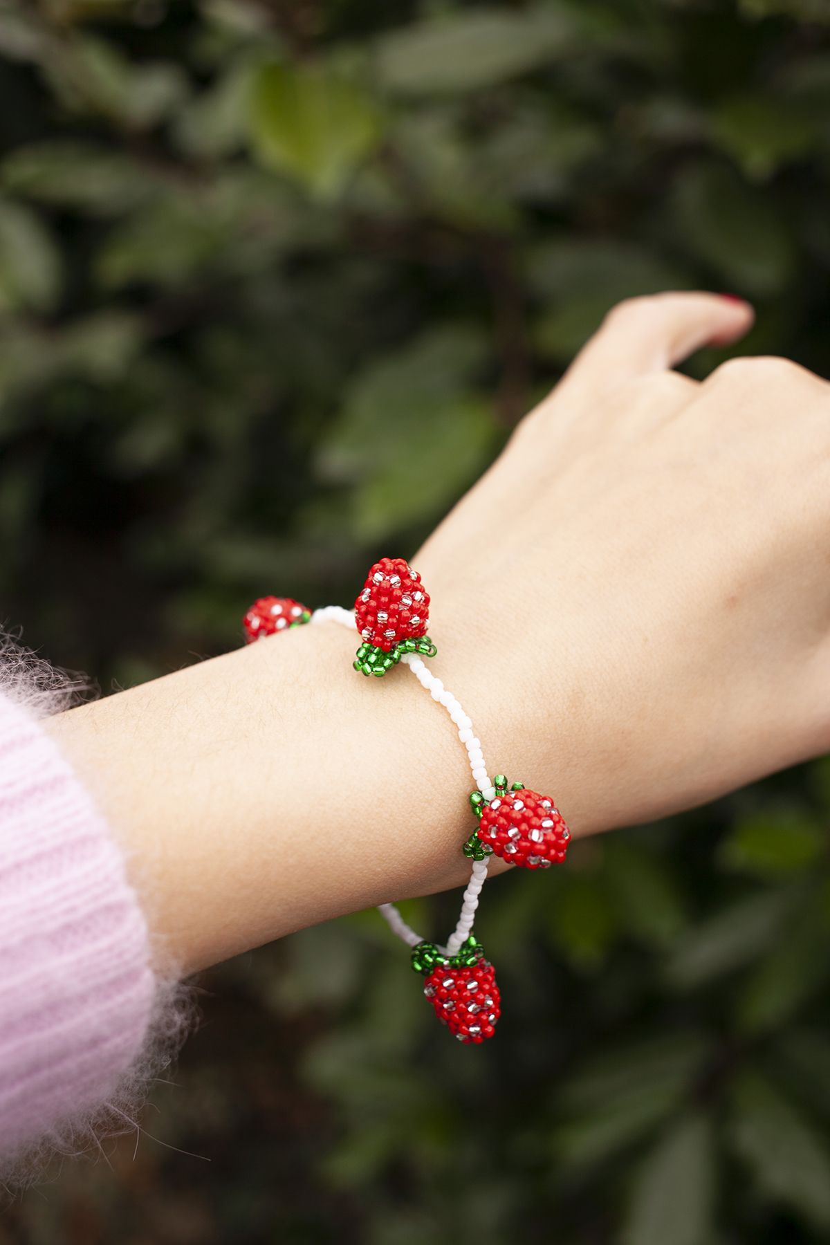The Baby Berry Banquet Bracelet
