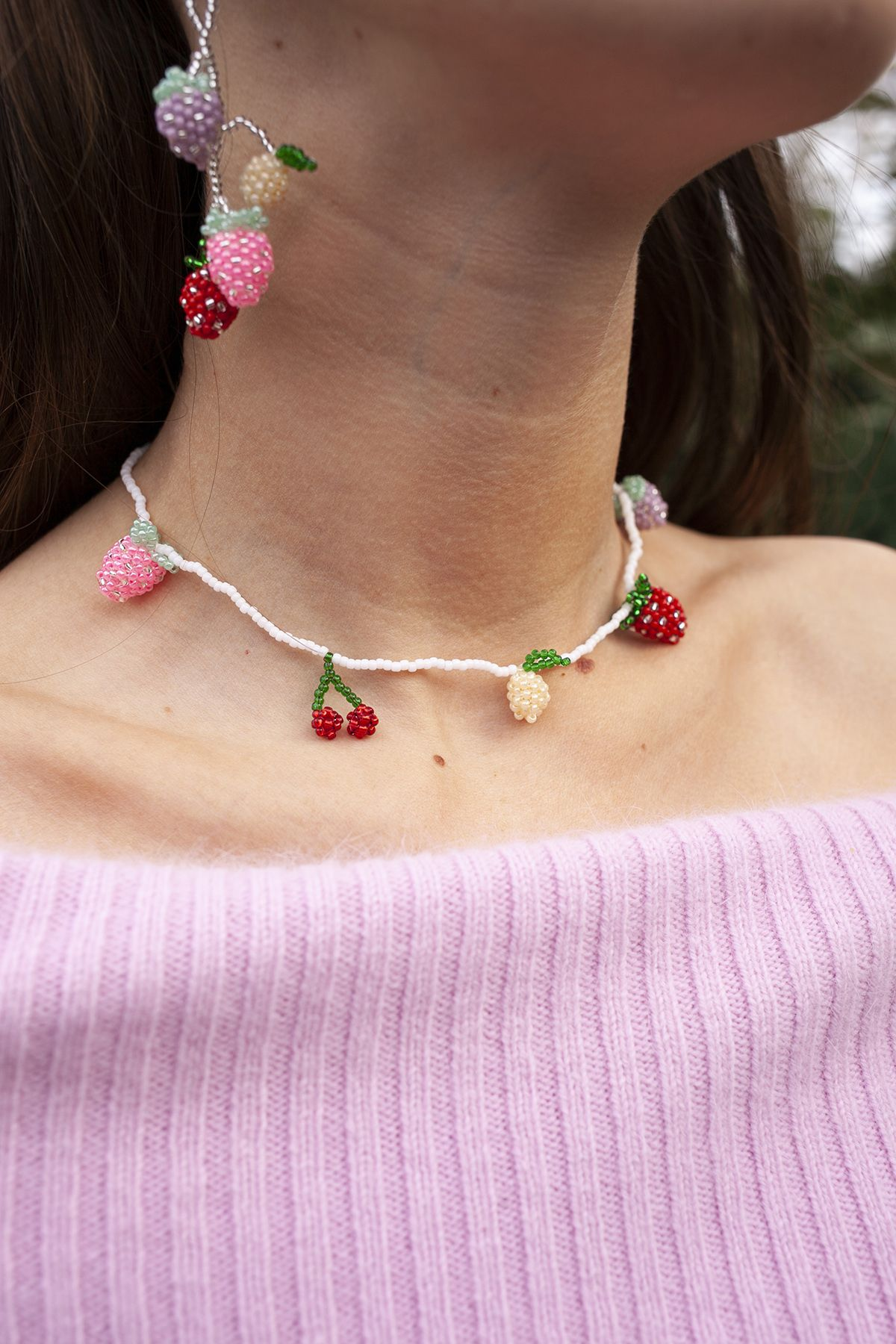 The Fruit Salad Necklace