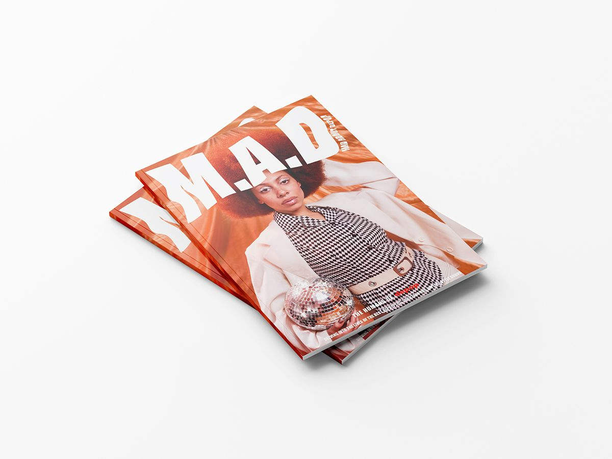 ISSUE 02 - Mad About Depop