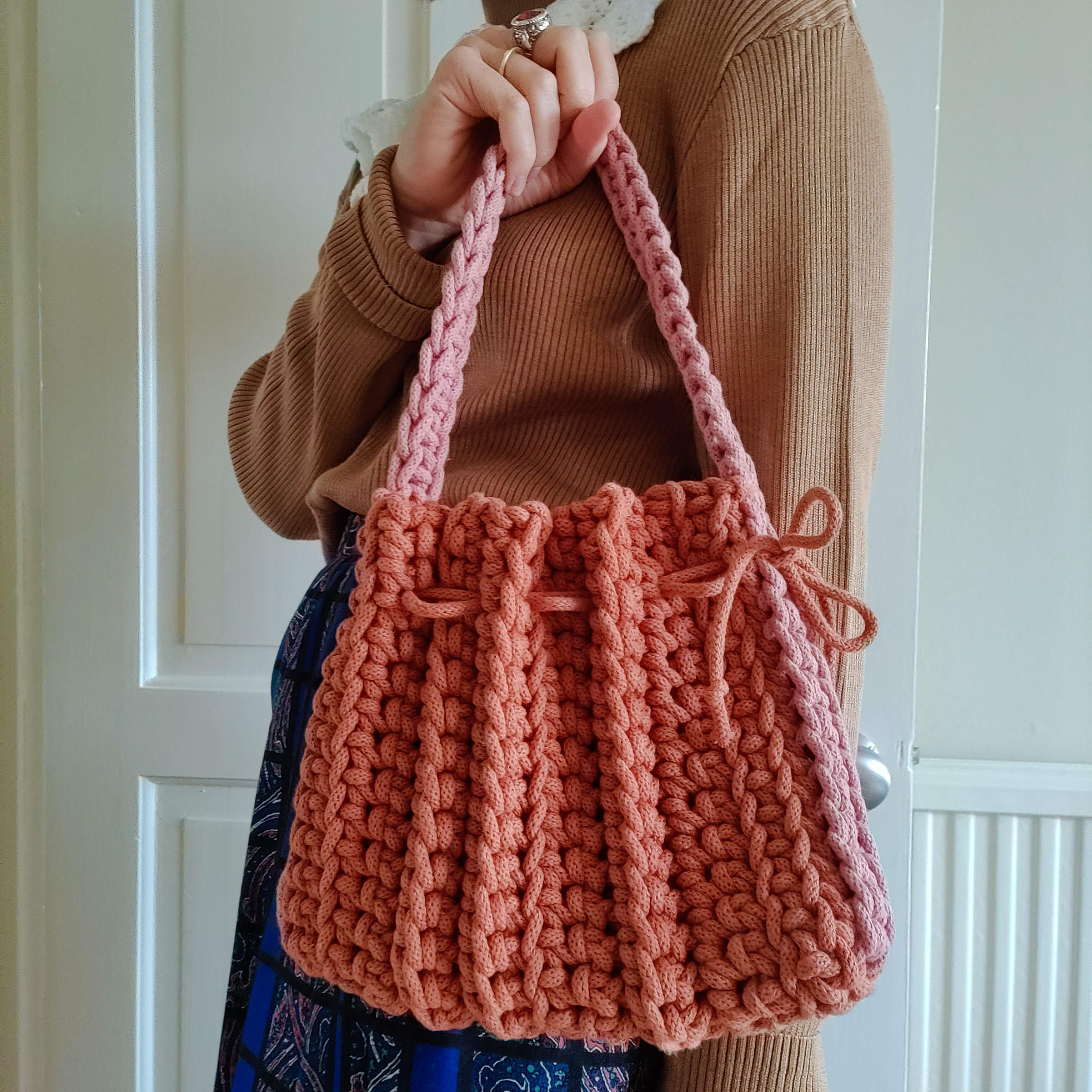 Forget-me-knot bags