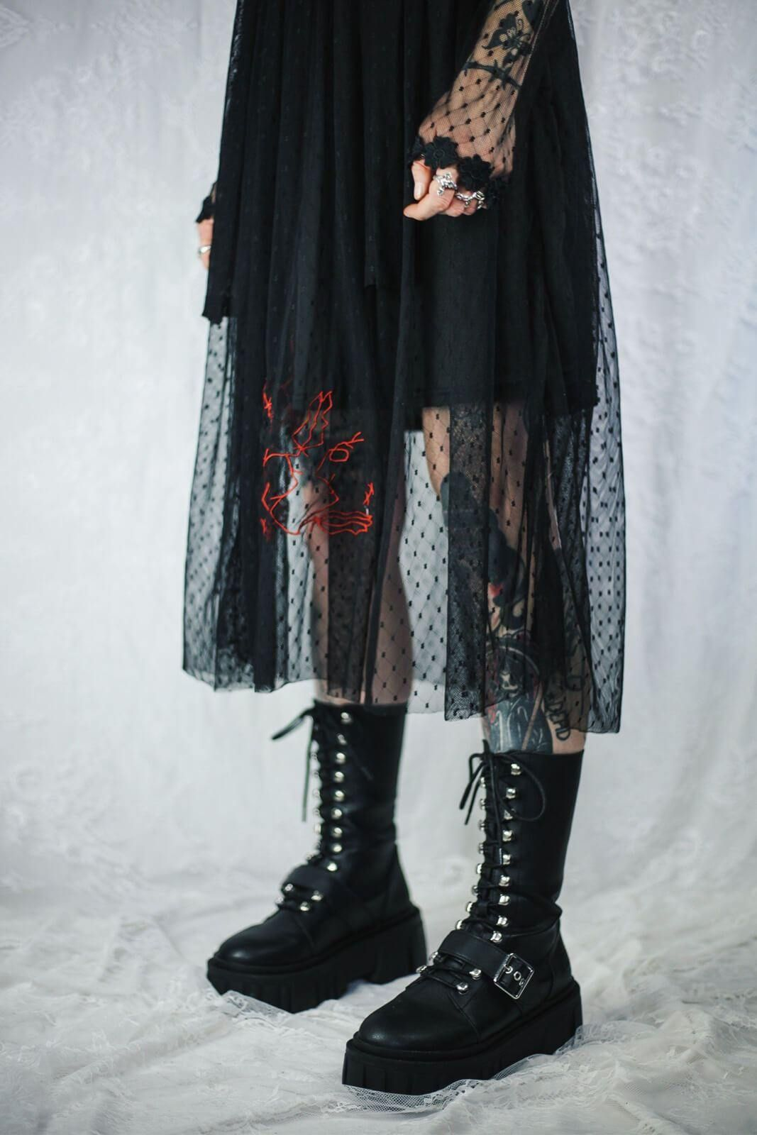 Funeral March Dress