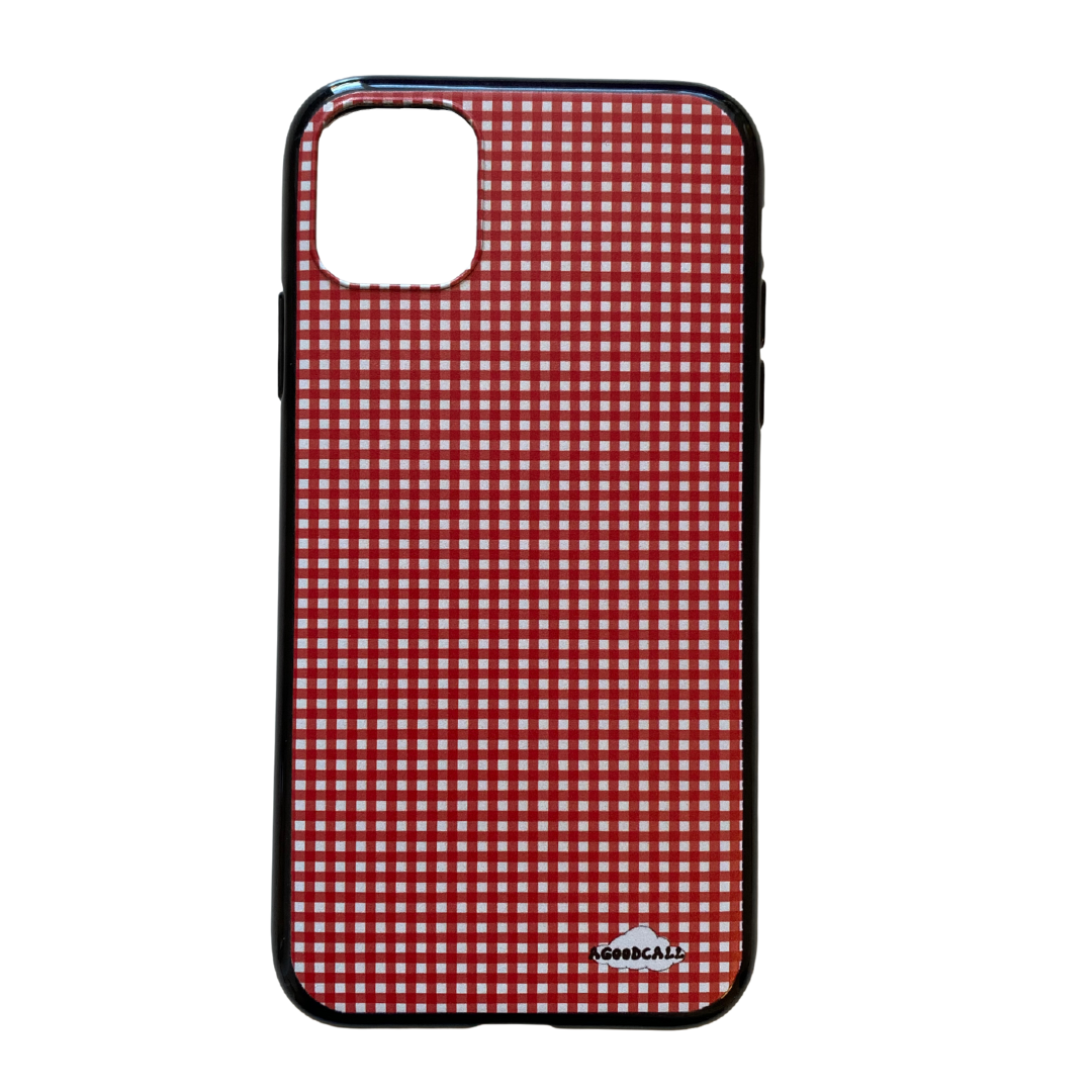 The Red Gingham Style