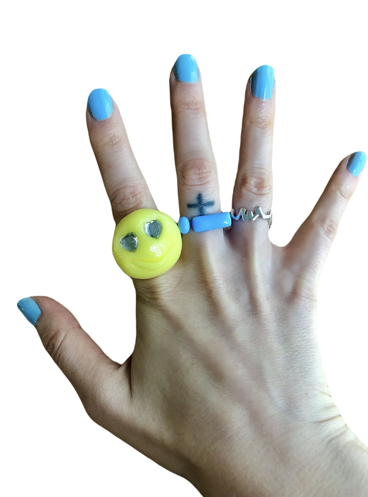 The Smiley Ring
