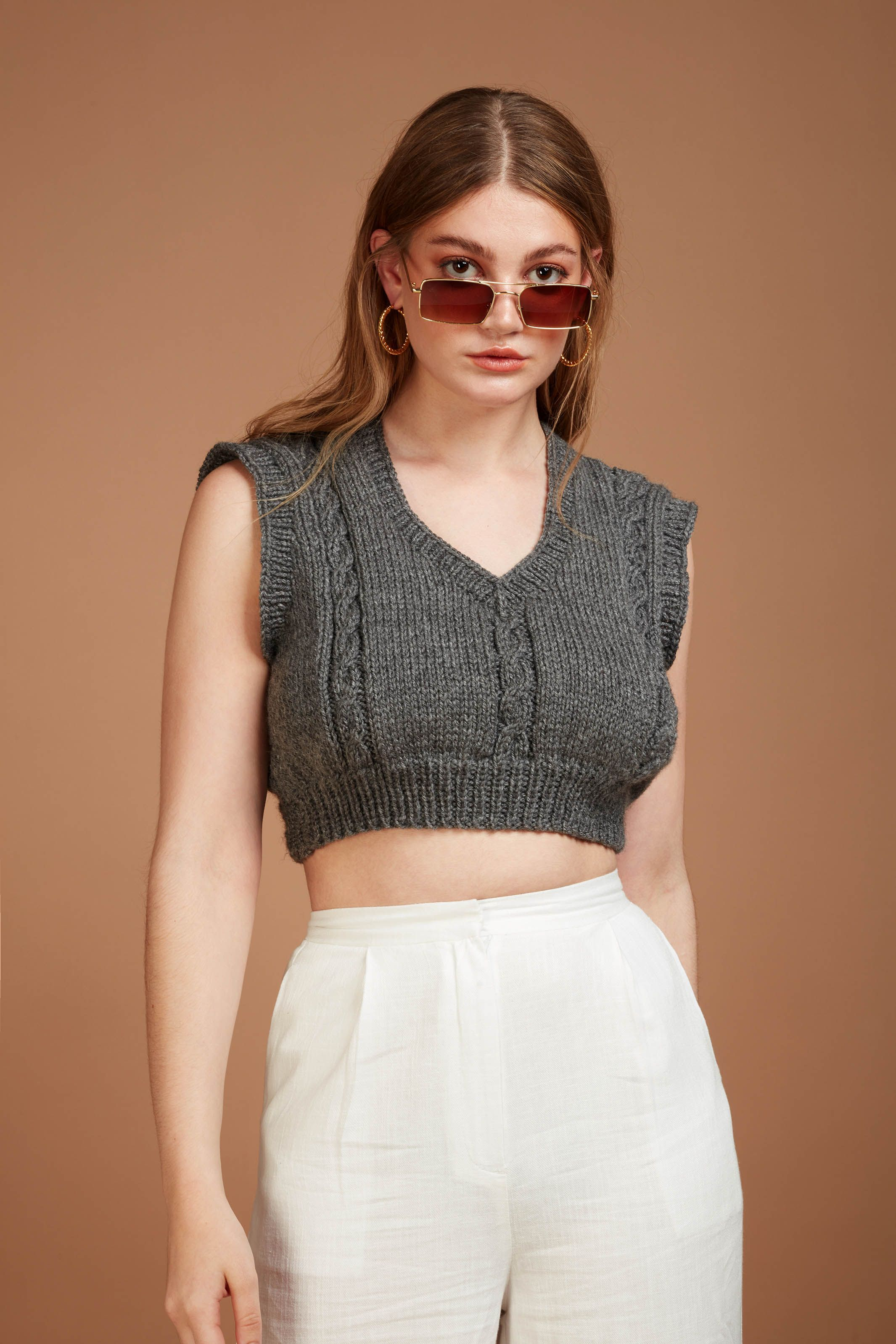 The Passionfruit Sweater