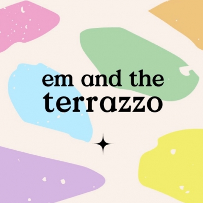 em and the terrazzo
